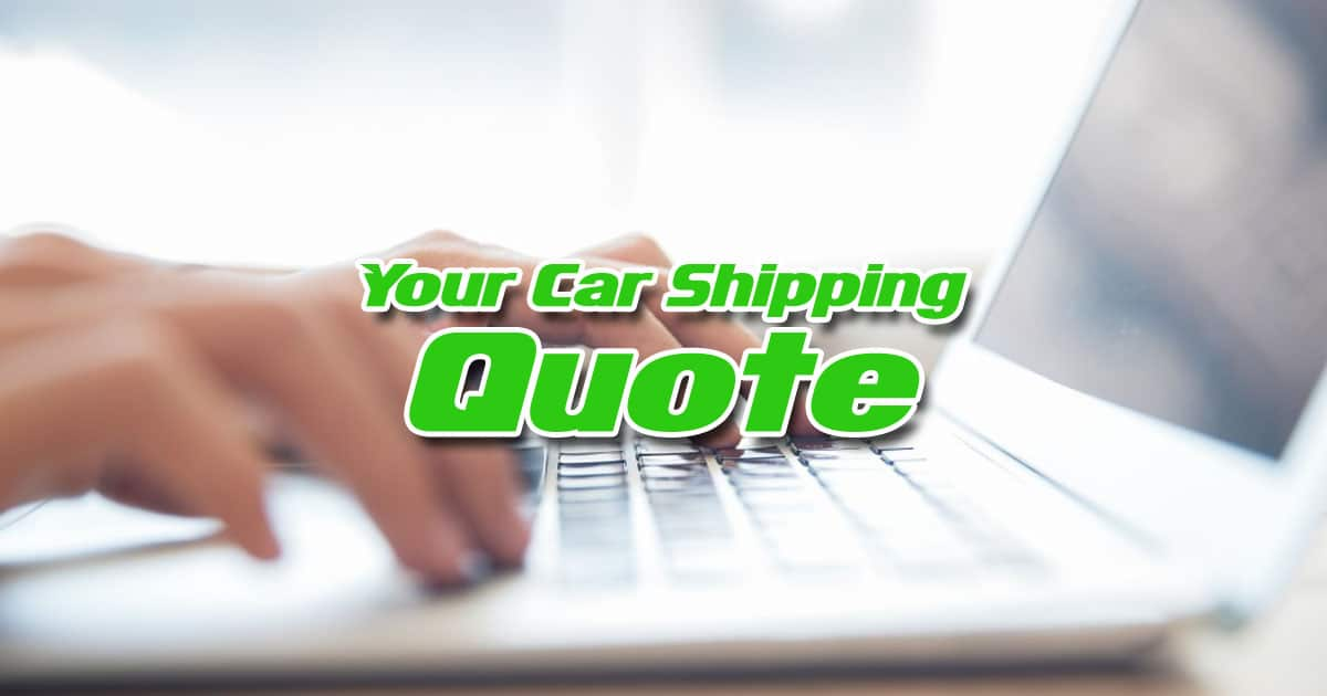 Best Car Transport Quote OG02