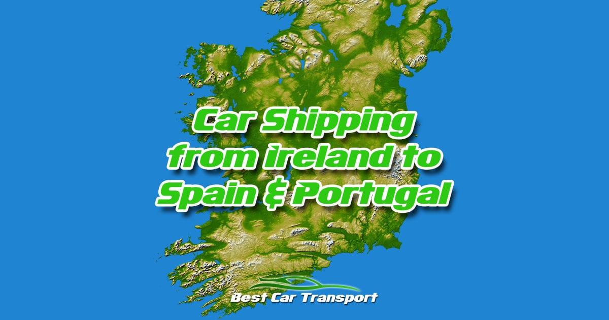 Car Transport from Ireland to Spain & Portugal OG01